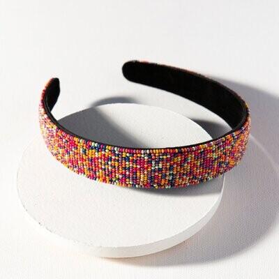 Ink + Alloy Beaded Headbands