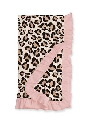 Tesa Babe Leopard Blanket