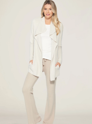 Barefoot Costal Cardi Bisque