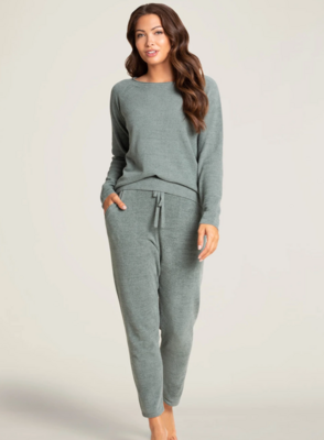 Barefoot Everyday Pants Agave