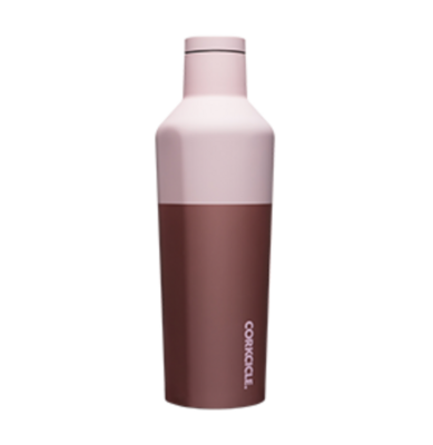 Corkcicle - Canteen - 16oz Color Block Pink Lady