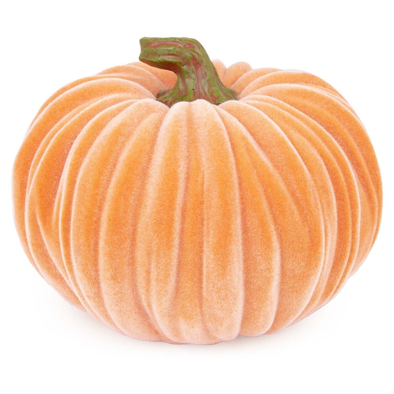 Velvet Pumpkin - Large