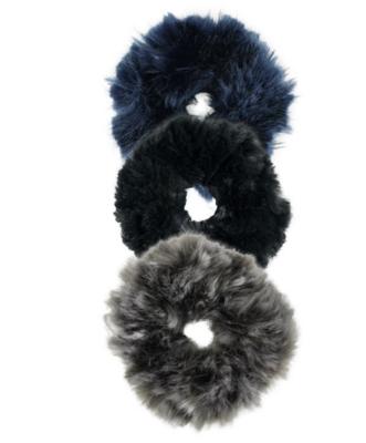 Fabulous Fur Scrunchie