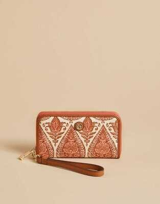 Spartina Wallet Pink House