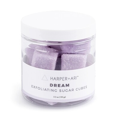Exfoliating Sugar Cubes 5.5 oz  - Dream