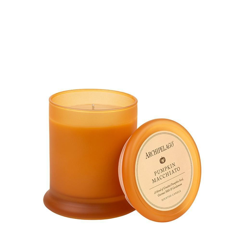 Archipelago Pumpkin Macchiato Jar