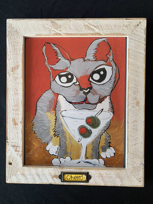 Pattie Maney Original Art 2