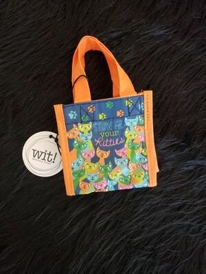 Mini Gift Bag-Show Me Your Kitties