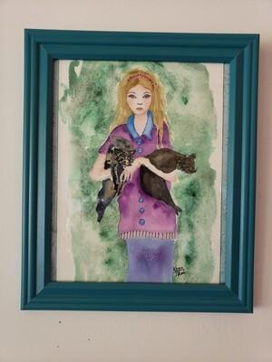 Original Painting by Karen Knight Veal 4
