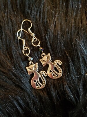 Charmed earrings