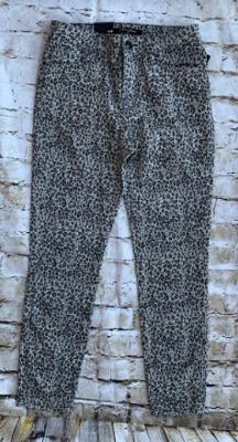 Mavi tess grey leo jeans