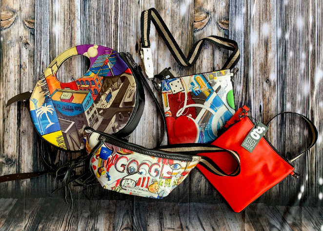 GiGi Baker purses