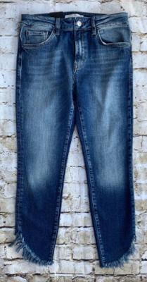 Mavi Tess Exteme ripped vintage jeans