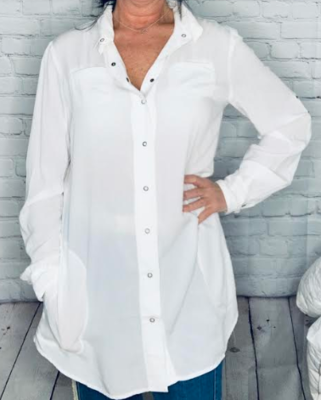 xcvi wh button up top