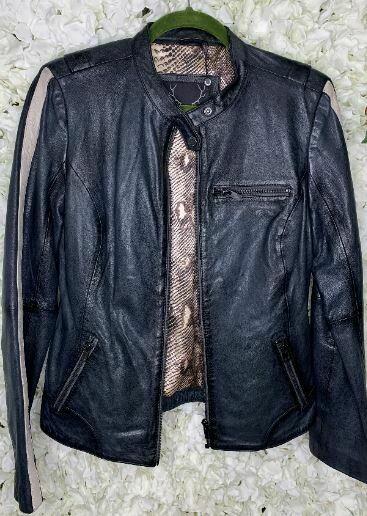 Bod&Christensen leather jackets