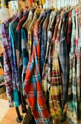 random flannels - odd