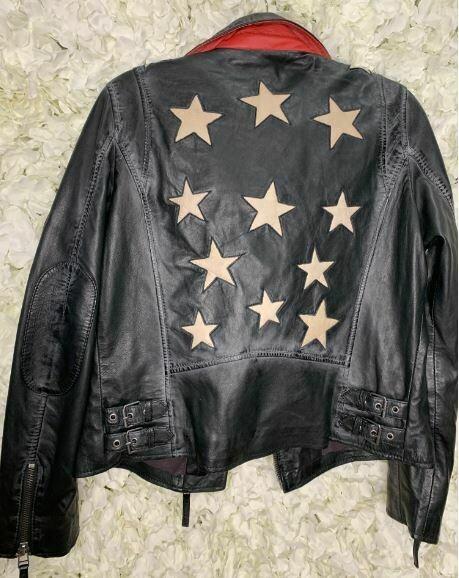 Mauritius Leather jacket