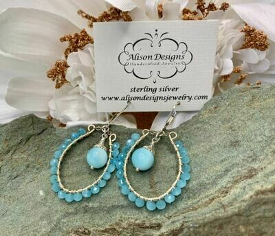 Alison Designs Handcrafted earrings