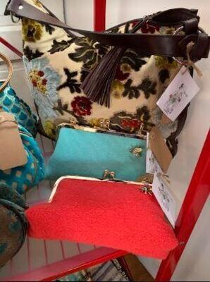 Glenda Gies purses