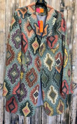 Vilagalio tapestry coat