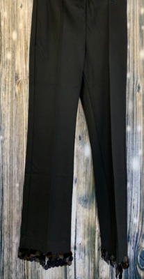 Vilagalio pant with bottom bling