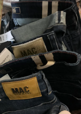 MAC mode jeans