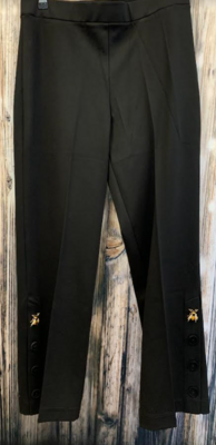 vilagallo pant w/ button and bee