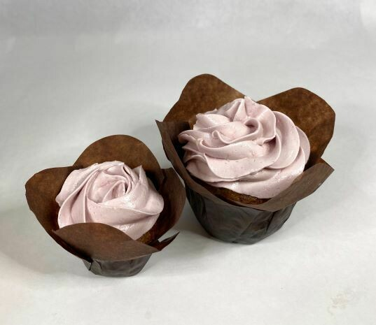 Huckleberry Hummingbird Cupcake (Local Pick-up Only)