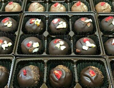 Fresh Strawberry Chocolates