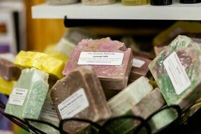 Healthy Naturals Specialty Bar Soap