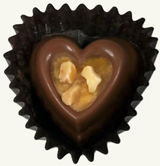 Peanut Butter Caramel Chocolate