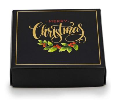 Merry Christmas Chocolate Truffles