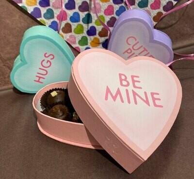 Heart Talk Valentine Chocolates