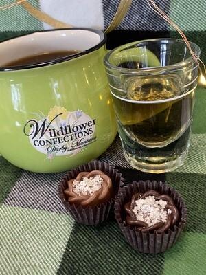 Top 'o the Mornin' Irish Coffee Chocolates