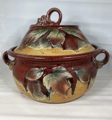 Large Lidded Casserole (12 cup)