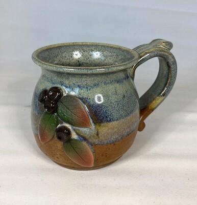 Short Round Mug (Huckleberry)