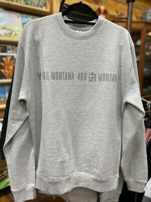 Midweight Crew Montana 406 Sweatshirt