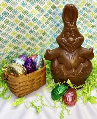 Chocolate Bunny (1 lb)
