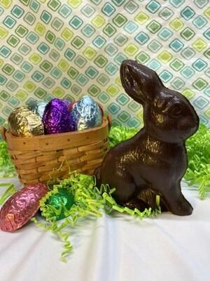 Chocolate Bunny (1/4 lb)