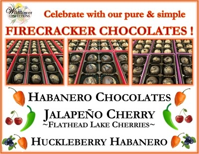 Firecracker Chocolates Grand Assortment