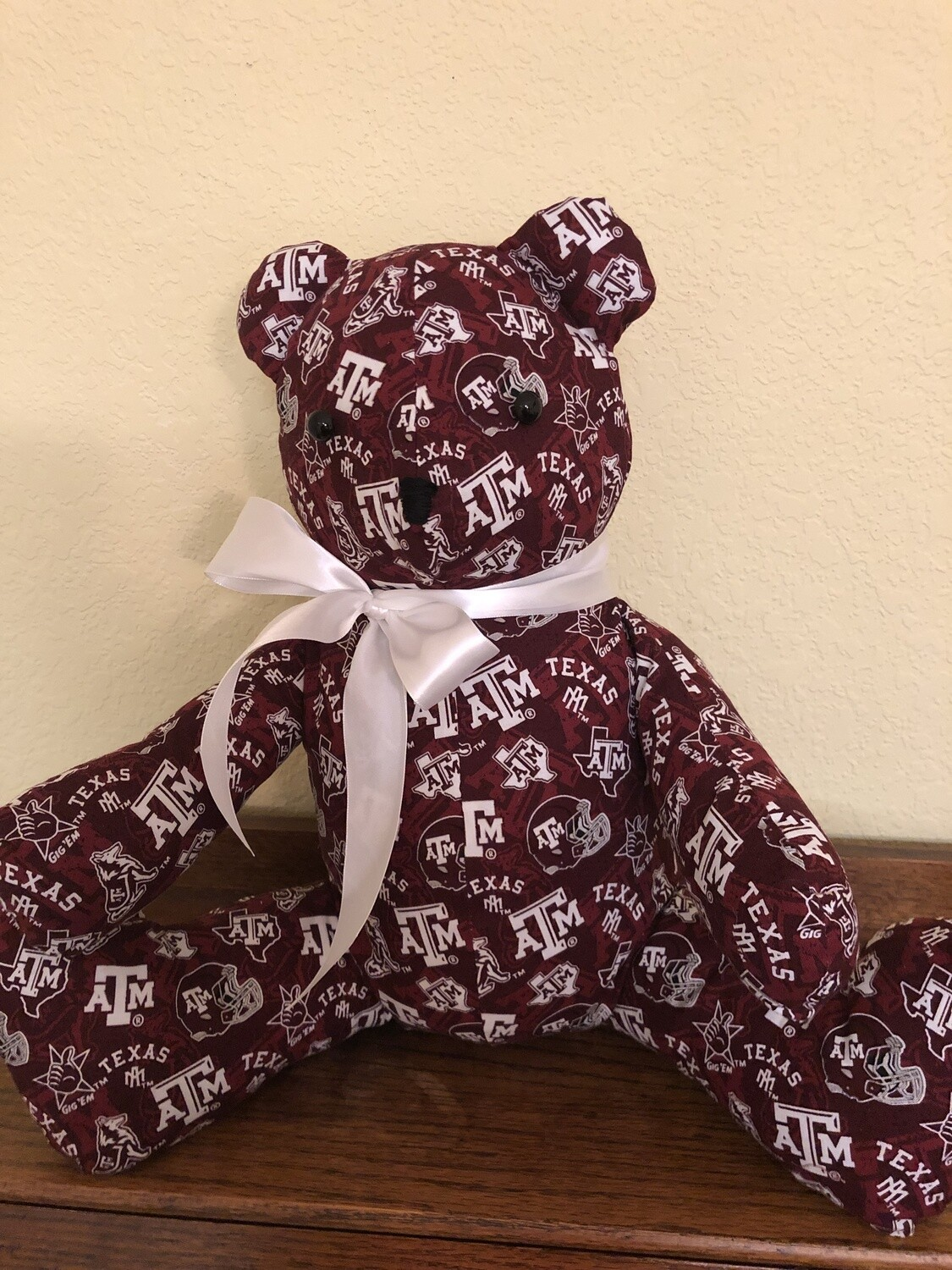 Decorative Fabric Bear