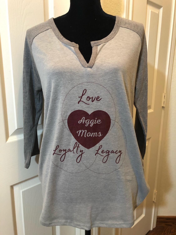 Aggie Mom Shirt