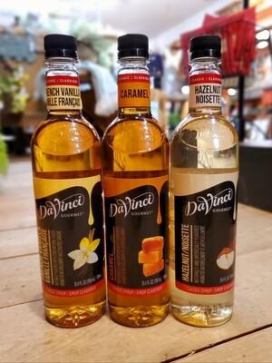 Classic DaVinci Syrups