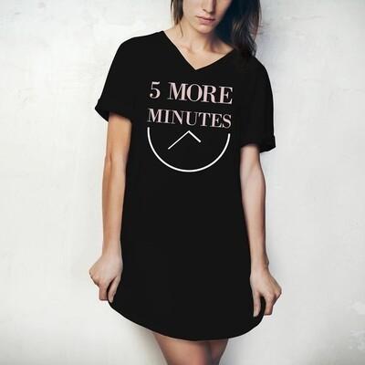 Hello Mello Sleep Shirt | 5 More Minutes