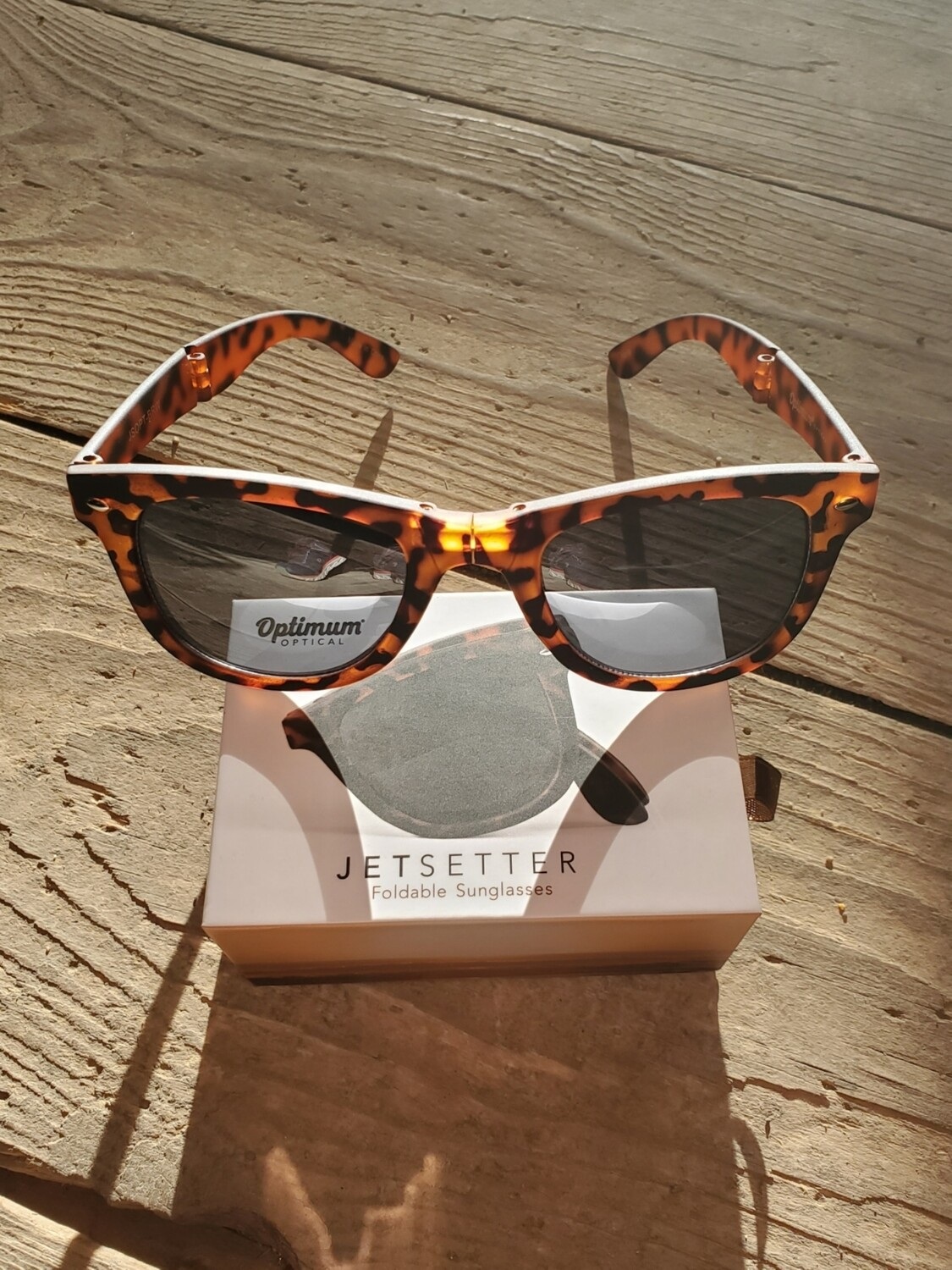 Jetsetter Foldable Sunglasses