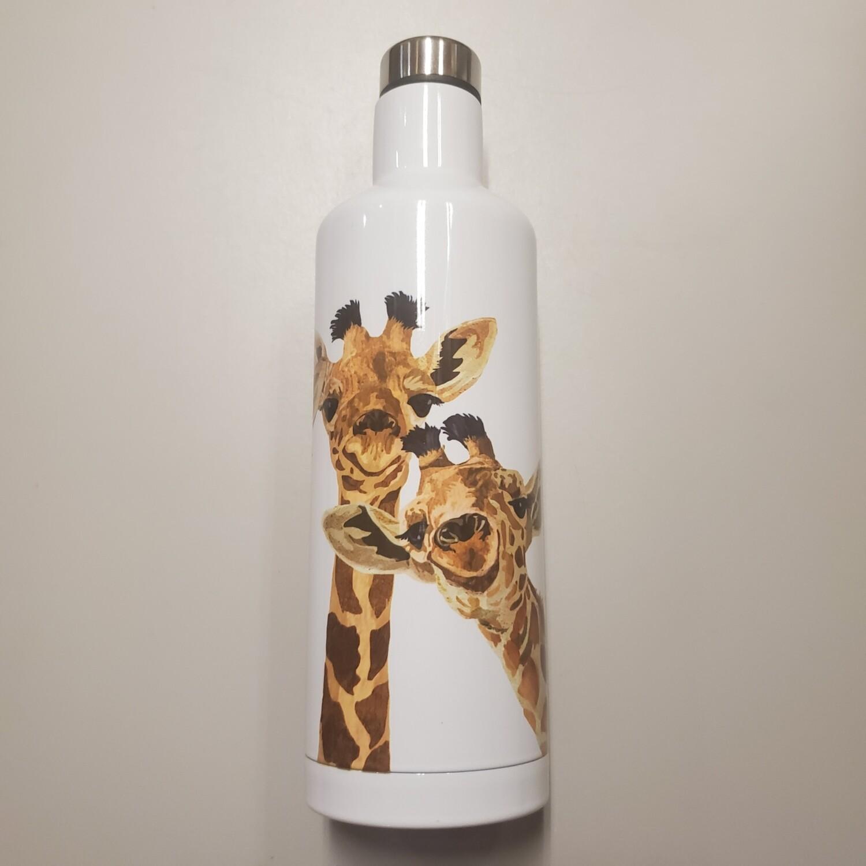 Paperproducts Design Water Bottle - Giraffe