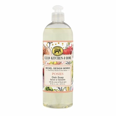 Michel Design Works Dish Soap | Multiple Scents