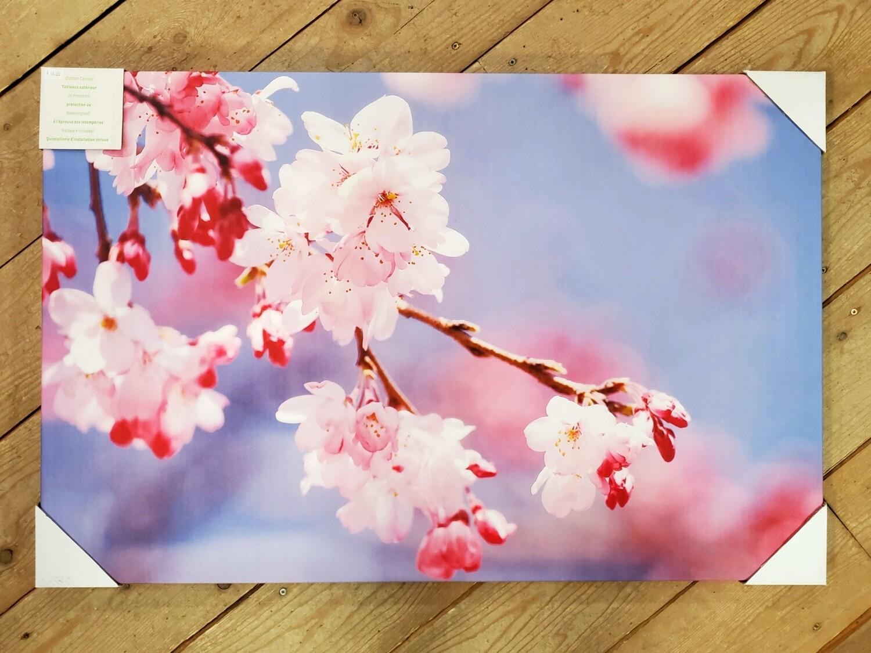 Indoor/Outdoor Blossom Canvas