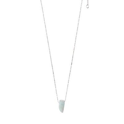 Pilgrim Amazonite Throat Chakra Necklace