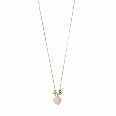 Pilgrim Earth Collection Pink Aventurine Necklace
